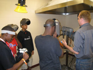 ProCSI 2009 are introduced to welding masks