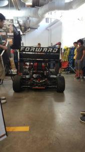 ProCSI 2015 look at a race car