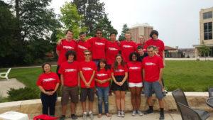 ProCSI 2015 group photo